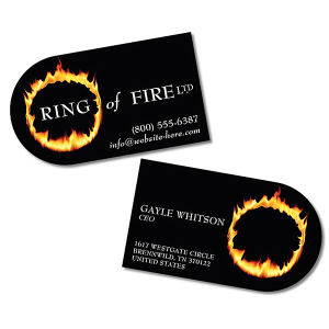 Promotional Business Cards-5001011UX
