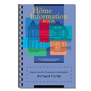 Home Information Book. Keep