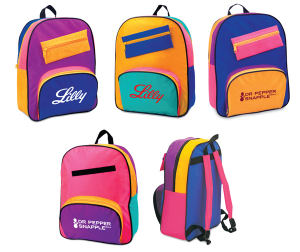 Promotional BABY & YOUTH-BACKPACK E76