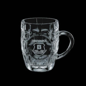 Promotional Glass Mugs-BWG821