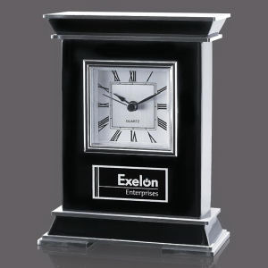 Promotional Desk Clocks-CLB445
