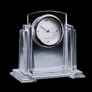 Promotional Desk Clocks-CLK421
