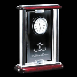 Promotional Desk Clocks-CLR741