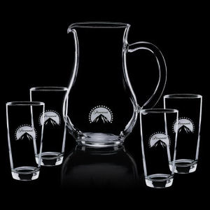 Promotional Drinking Glasses-CRB401-4