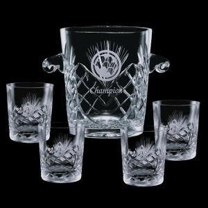 Promotional Drinking Glasses-CVN422-4
