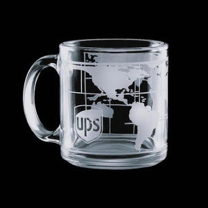 Promotional Glass Mugs-MUG145