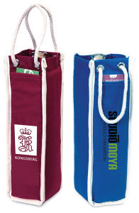Promotional Wine Holders-WINE TOTE E117