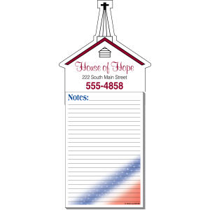 Promotional Jotters/Memo Pads-18102 + 19971