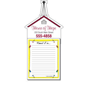 Promotional Jotters/Memo Pads-18102 + 19973