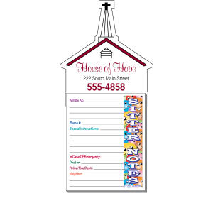 Promotional Jotters/Memo Pads-18102 + 19975