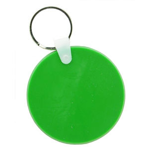 Promotional Vinyl Key Tags-