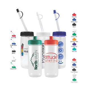 Promotional Sports Bottles-CR16