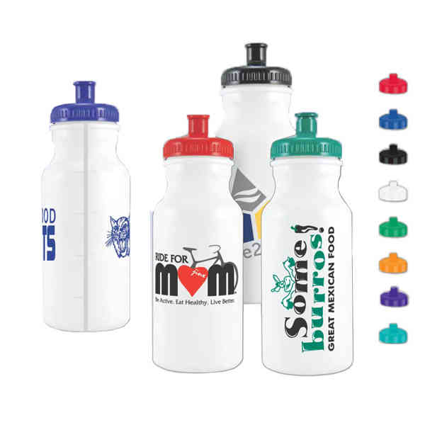 Bike bottle, 20oz.