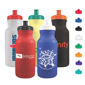 Bike bottle, 20 oz.