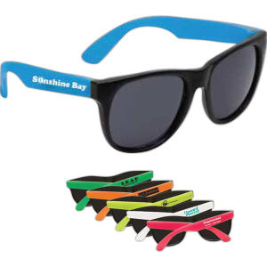 Neon Sunglasses, 5.5