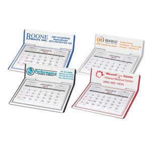 Desk calendar, 5.25