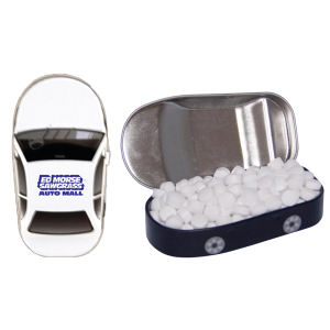 Promotional Dental Products-CAR-TIN-MINTS