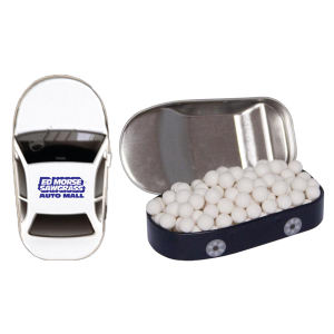 Promotional Dental Products-CAR-MINT-TIN