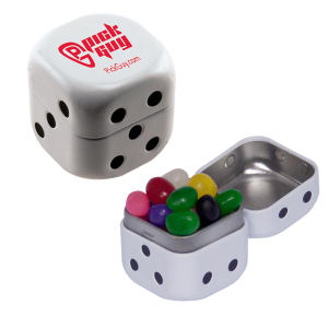 Promotional -DICE-TIN-JELLY