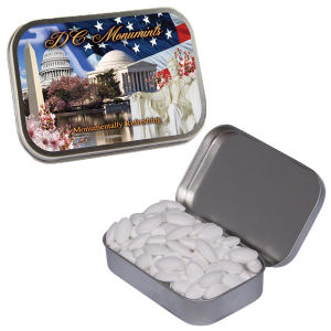 Promotional Dental Products-CAFFEINE-MINTS