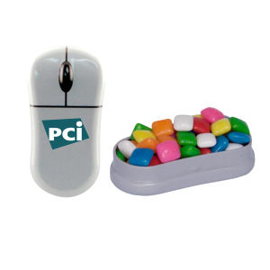 Promotional Dental Products-MOUSE-TIN-GUM