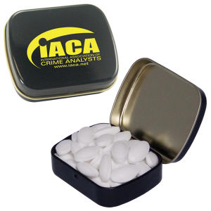 Promotional Dental Products-CONTAINER-MINT