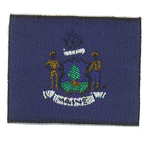 Promotional Patches-9618-DDD