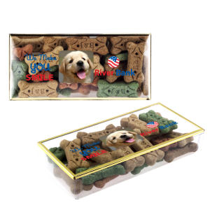 Promotional Pet Accessories-DOG BONE BOX