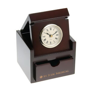 Promotional Desk Clocks-D556