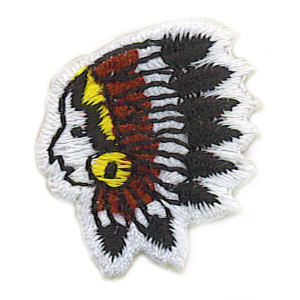 Promotional Patches-6394-H