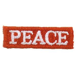 Promotional Patches-1236-C