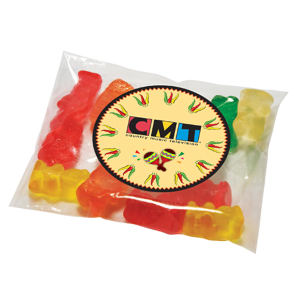 Promotional Party Favors-N27001-GUMMYBR