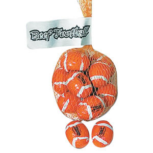 Promotional Party Favors-Mesh Football