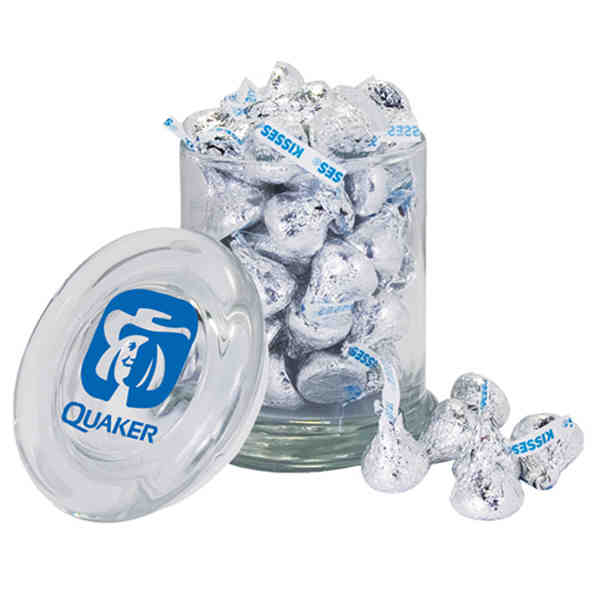 Gourmet Glass Candy Jar