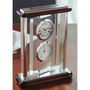 Promotional Desk Clocks-7116