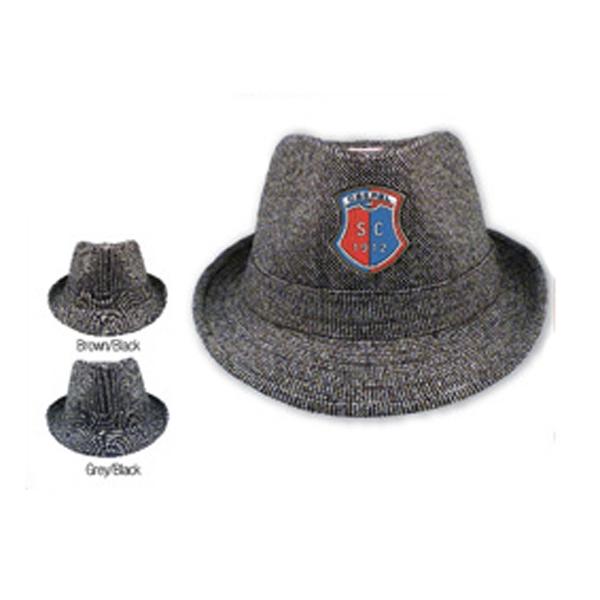 Newport - Fedora hat;