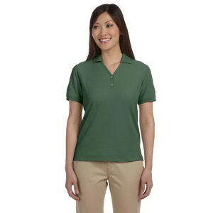 Promotional Polo shirts-D100W