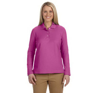 Promotional Polo shirts-D110W