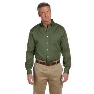 Promotional Button Down Shirts-D610