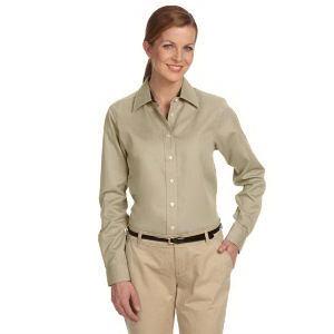 Promotional Button Down Shirts-D610W