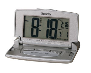 Promotional Alarm/Travel Clocks-B6943