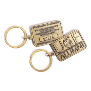 Promotional Metal Keychains-DS-170