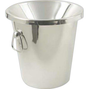 Wine tasting receptacle (spittoon),