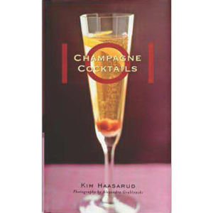Champagne Cocktails book by