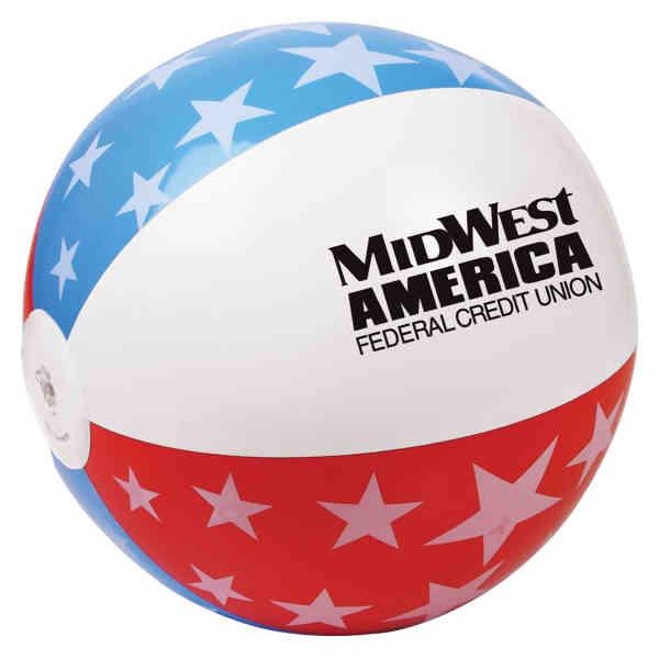 USA beach ball, 16