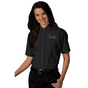 Promotional Button Down Shirts-5240