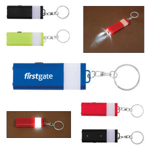 Promotional Plastic Keychains-KC300