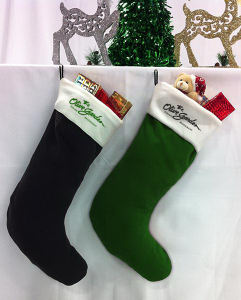 Promotional Christmas Ideas-CLR_XSOCK20C