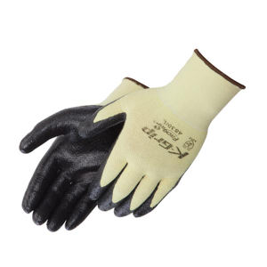 Black ultra thin nitrile