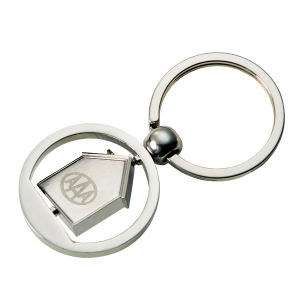 Promotional Metal Keychains-K402